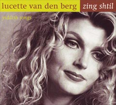 Zing shtil/ Yiddish songs